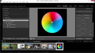 Camera calibration Lightroom. Теория