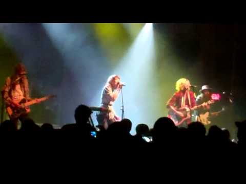 Grouplove at Crystal Ballroom - Love Will Save Your Soul