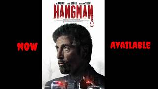 Hangman 2017 Mystery/Thriller Cml Theater Movie Review