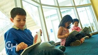 Reading with Your Preschooler: Tips from Reach Out and Read