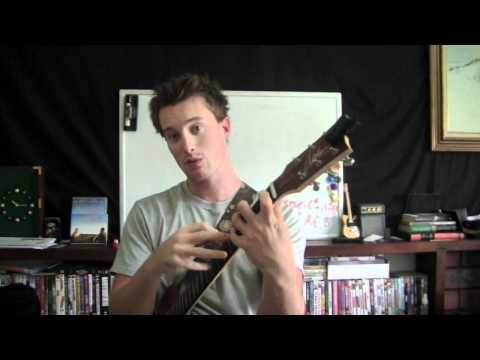 Understanding how to create and play Eleventh Chords (major, minor, dom)