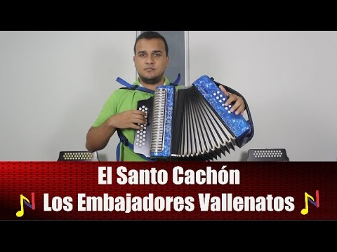 Tutorial Acordeon El Santo Cachón