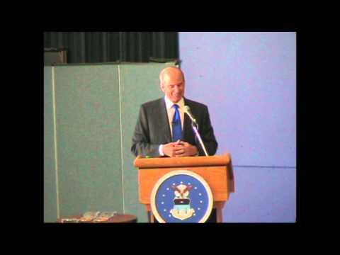 Gen  Chilton speech