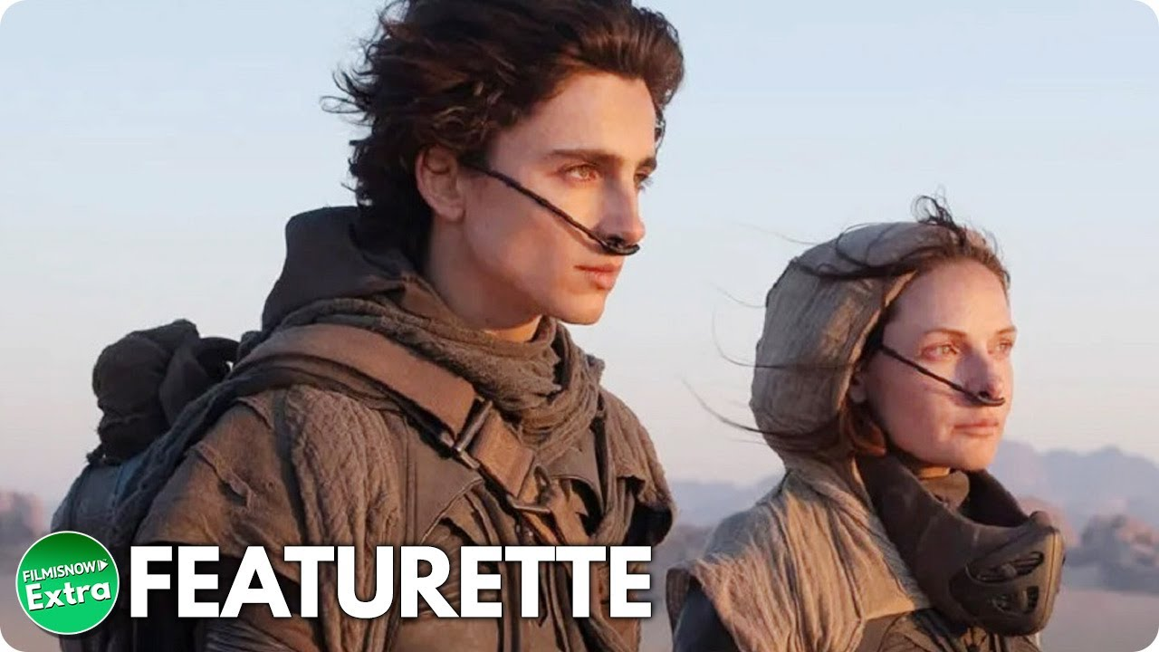 DUNE (2021) | Behind The Frame Featurette
