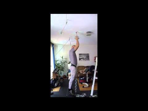 miscellaneous progressive chain workout routines