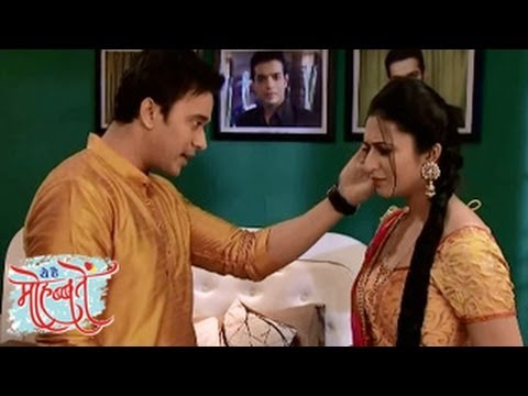 Ishita SLAPS Parmeet & ESCAPES in Star Plus Yeh Hai Mohabbatein 30th April 2014 FULL EPISODE HD