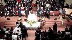 Pastor Tim Rogers Tribute .. Shawn Jones Homegoing...Montgomery Alabama