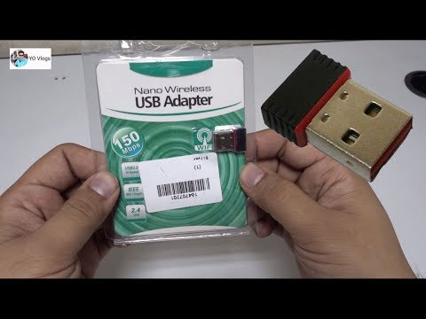 150 Mbps USB Wireless Network Card