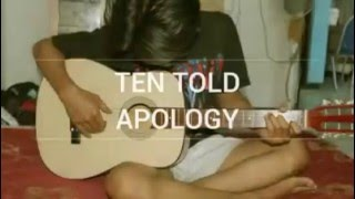 Dochi - Ten Told Apology (Cover AF ) Mp3