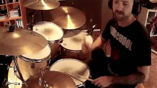 The Outfield from The Night Game Drum Cover