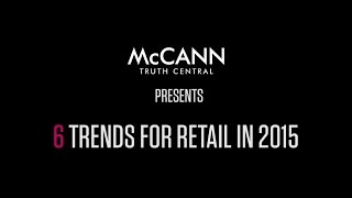 6 Trends For Retail in 2015