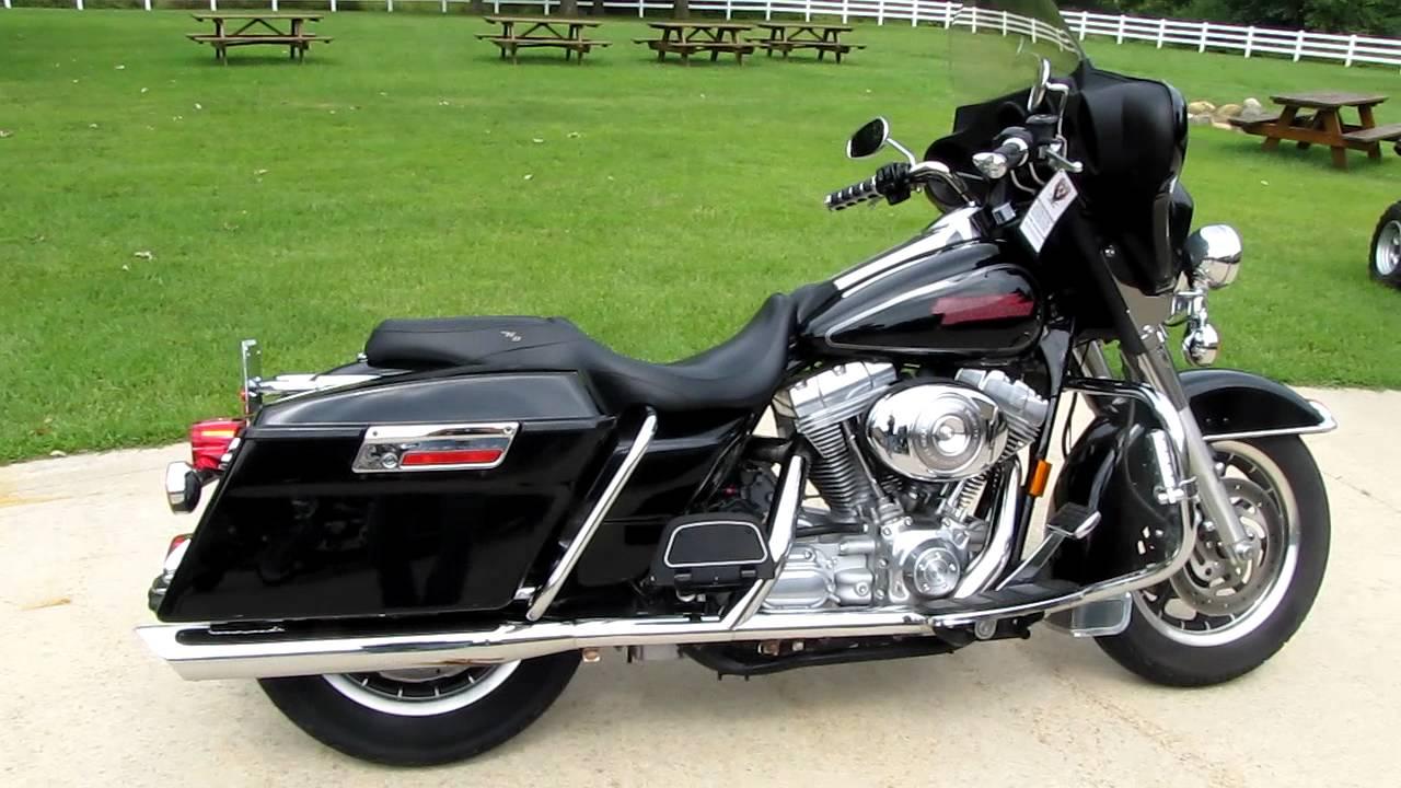 Harley Davidson  Flht
