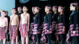 CORDILLERA HYMN-(BENGUET CHOIR)-UCAB ELEMENTARY SCHOOL, ITOGON, BENGUET