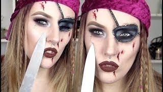 Download lagu 💀 Pirate Halloween Makeup Tutorial 💀