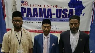 Pan-African Ahmadiyya Muslim Association USA
