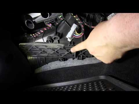 2011 - 2014 Jetta Cabin Air Filter DIY How to Replace