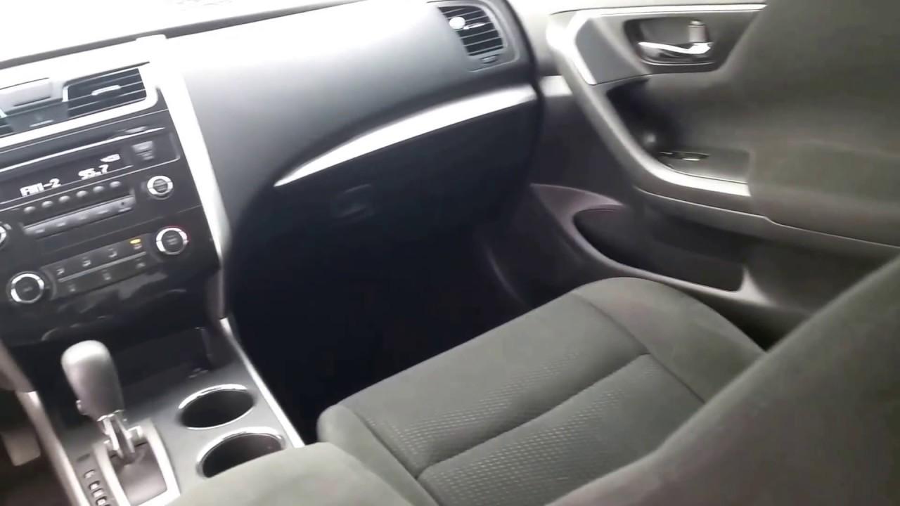 High Quality 2015 Nissan Altima Interior