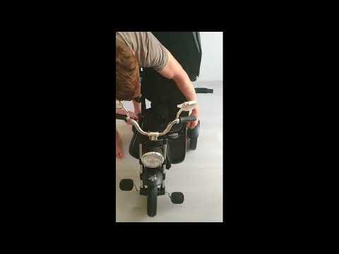 Chopper Trike детский велосипед чоппер