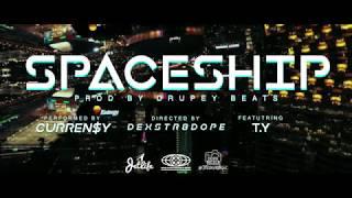 Смотреть клип Curren$y Ft. T.Y. - Spaceship