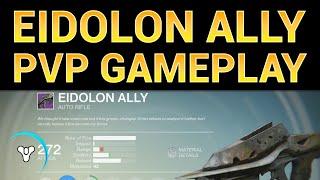 Planet Destiny: Eidolon Ally | PvP Gameplay!