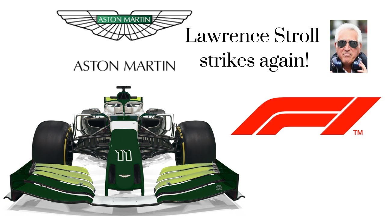 Aston Martin Racing New F1 Team For 2021 Youtube
