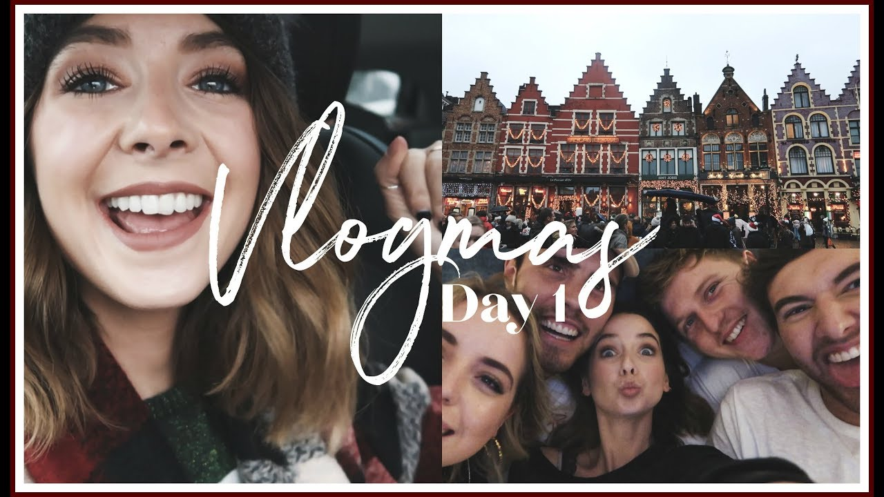 Download MINI ADVENTURE TO THE MOST FESTIVE CITY | VLOGMAS