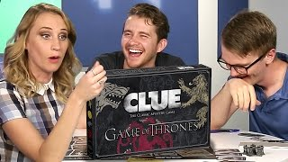 SourceFed Plays Clue: Game of Thrones - King's Landing Edition!