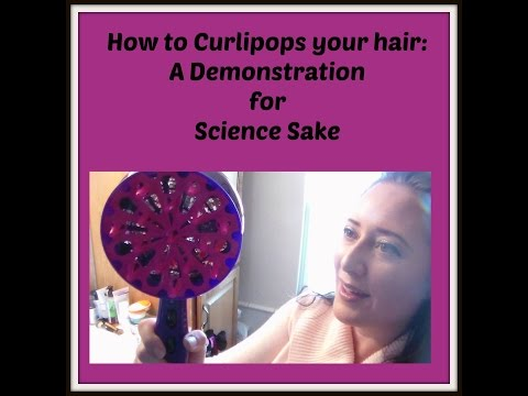 Curlipops: a review and experiement for the sake of science