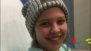 Kelsey's One Wish - End Childhood Cancer with Hyundai Hope On Wheels