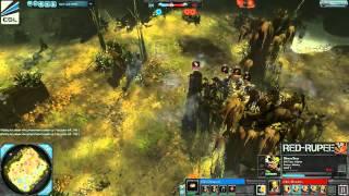 Round 1 - Kingdom vs HolyHammer - Game 1