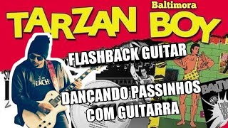 tarzan boy baltimora guitar version samuel de azevedo ibanez s prestige