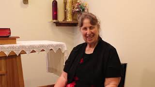 My Faith Journey, Episode-3 - Cynthia (DRE)