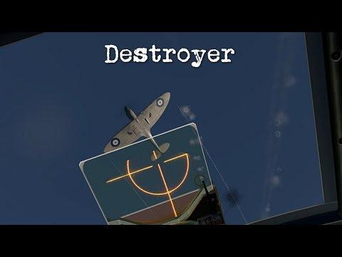 IL-2 Cliffs of Dover Blitz - Destroyer
