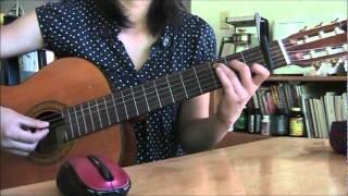 2ne1 - Ugly Guitar Cover