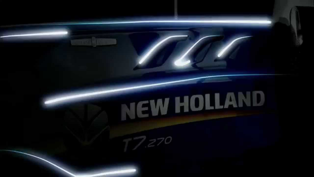 Preview New T7 New Holland Tractor New Holland Agriculture