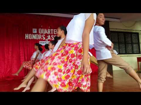 Philippine Folk Dances: Pananampatan and Tinkling performed by BNCS Folk Dance Group
