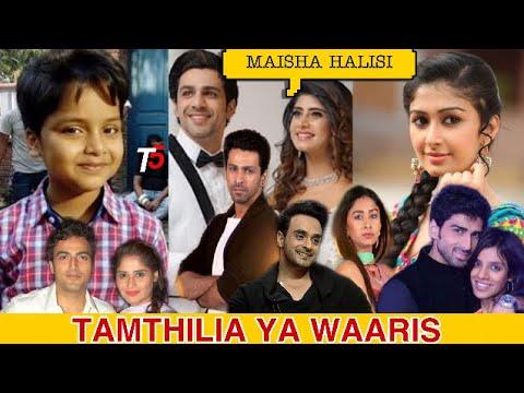 Download Maisha halisi ya waigizaji wa Tamthilia ya WAARIS(MRITHI), Ukweli wote kuhusu Tamthilia ya Waaris