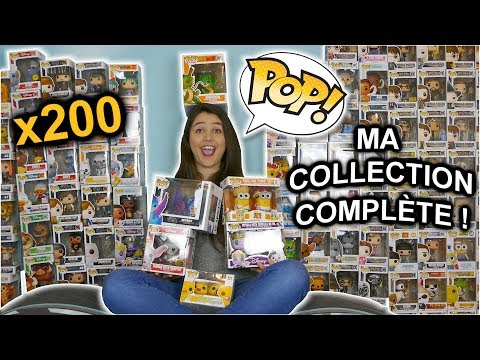 TOUTE MA COLLECTION DE FUNKO POP