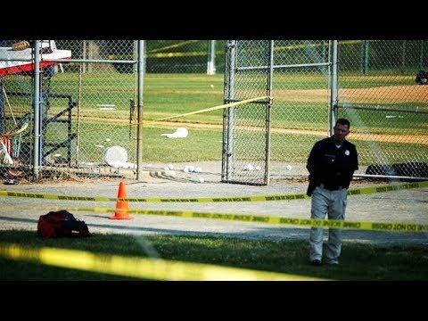 Mass Shooter Targets Republican Baseball Game