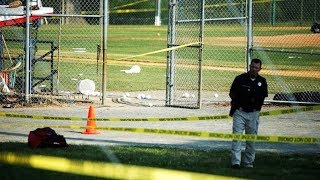 Mass Shooter Targets Republican Baseball Game