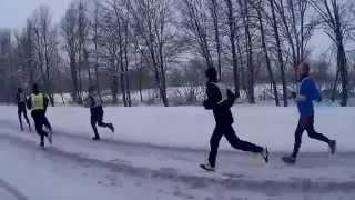 Марафон Дорога Жизни(25 января состоялся марафон