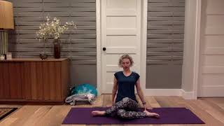 20 minute Yoga to help you sleep