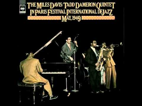 Tadd Dameron & Miles Davis Quintet at Salle Pleyel 1949