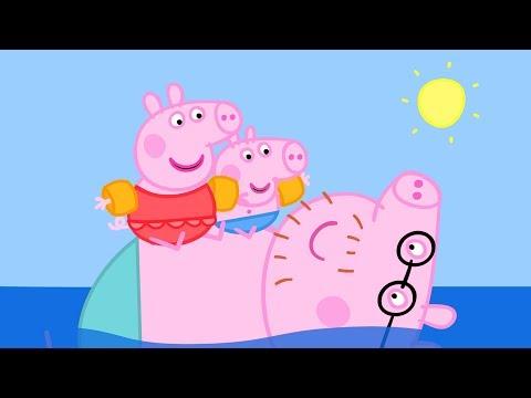 Peppa Pig Deutsch 🇩🇪   Schwimmen - Zusammenschnitt   Peppa Wutz #PPDE2018
