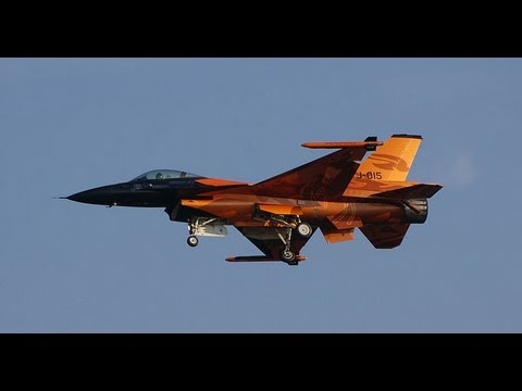 F-16 Fighting Falcon, le rapace - Documentaire complet