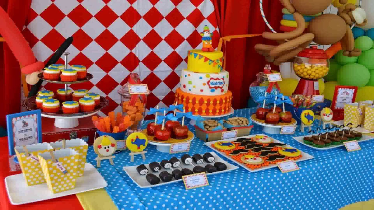 Birthday Party Theme Ideas For Young Adults