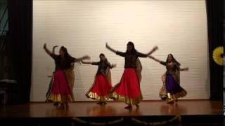KANNADA RAJYOTSAVA AUSTRALIA 2014- TEAM LETS DANCE