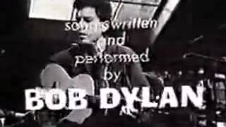 Bob Dylan - The Times They Are A Changin. 1964