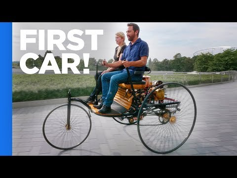 World's First Car!
