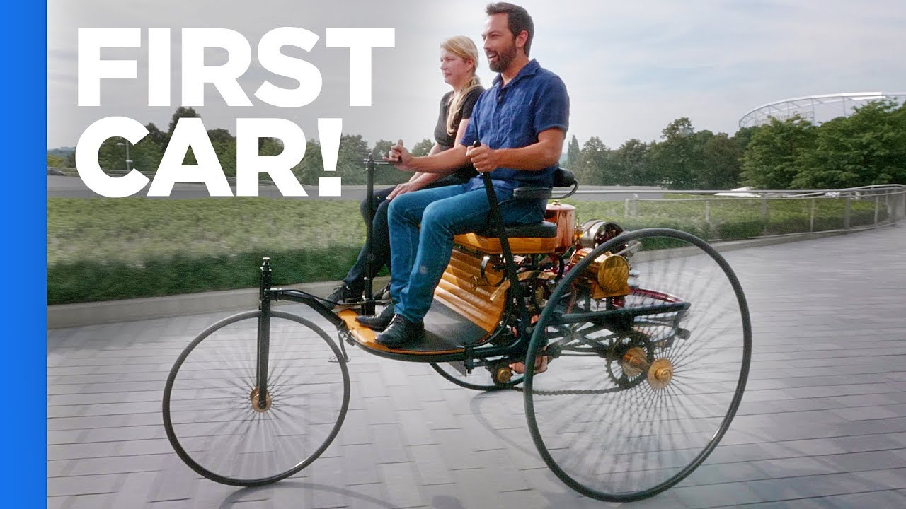 World\'s First Car! - YouTube